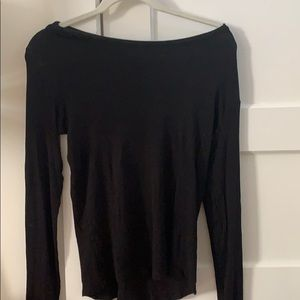 BP black long sleeve